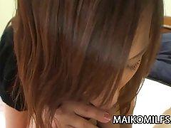 აზიელი pornoebis gadmowera nishizaki - აღგზნებული jav დიასახლისი შევიდა უხეში,