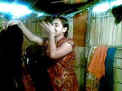 ინდური porno kino გამოვლენა, მისი ძუძუები ცხელი