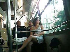 ავტობუსი magari seksi ციმციმები