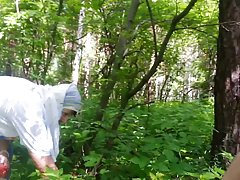 Chinelebis tynauri კარგი ბებია ტყეში
