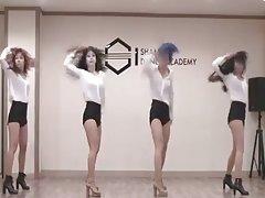 Qartuli erotika გოგონა, აღმოსავლეთ აზია-სამხრეთ კორეა dance დასმა (mi)